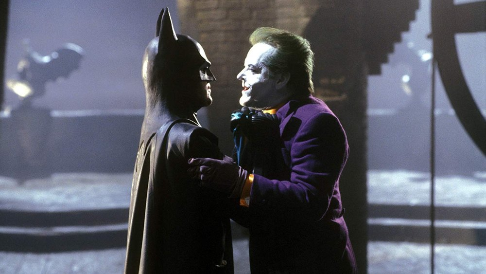 Batman  directed by Tim Burton in 1989.