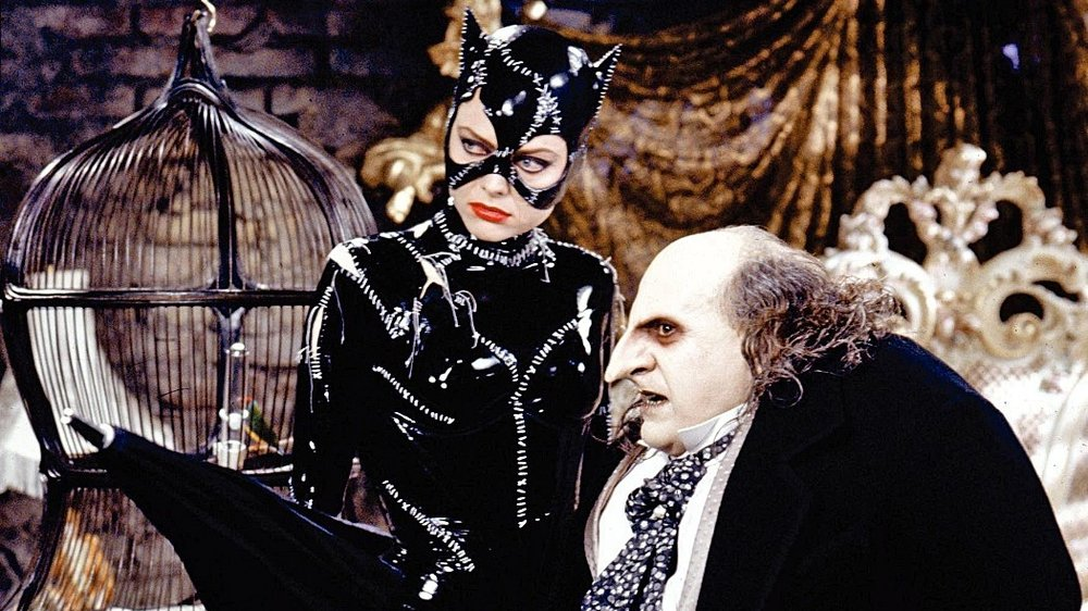 Batman Returns  directed by Tim Burton in 1992.