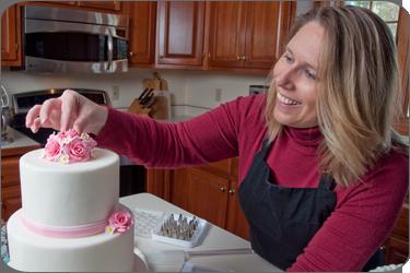 Deborah Vandeberghe - Private Island Cakes