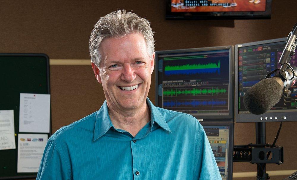 Mike Morin, Guest Speaker