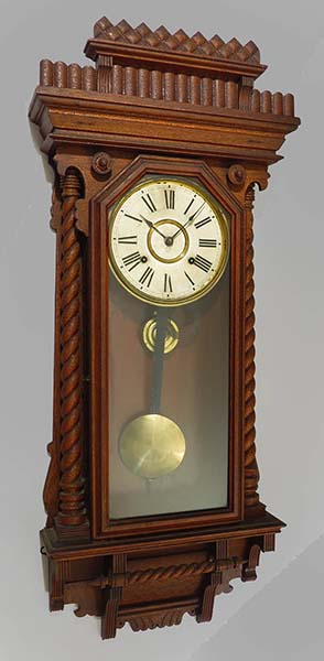 WALL CLOCKS -                    Page 1