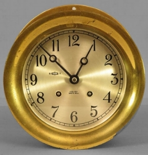 NOVELTY, SHIPS, CARRIAGE  CLOCKS - Page 1
