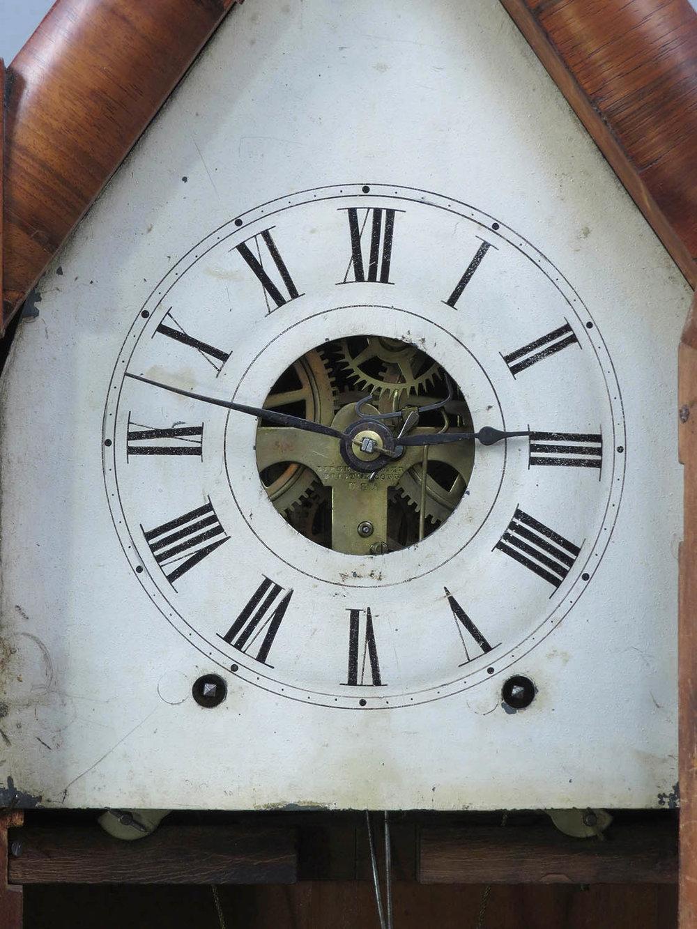 Dating daniel pratts son clocks
