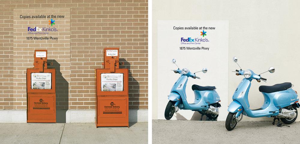 FedEx Chuck Tso
