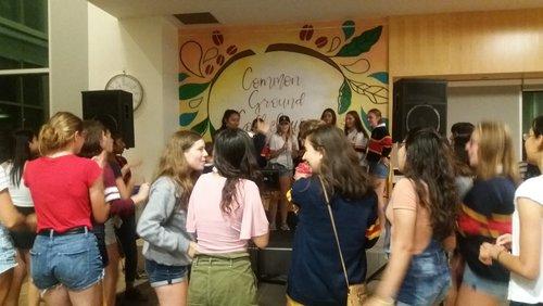 Ressoc qfest karaoke madness!