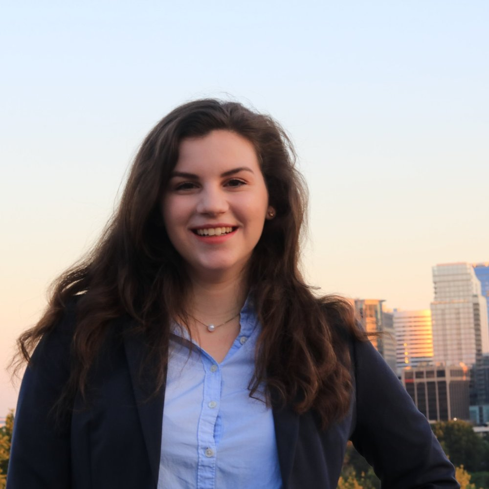 CO–DIRECTOR OF FINANCE AND OPERATIONS:  Grace Shevchenko (SFS '22)