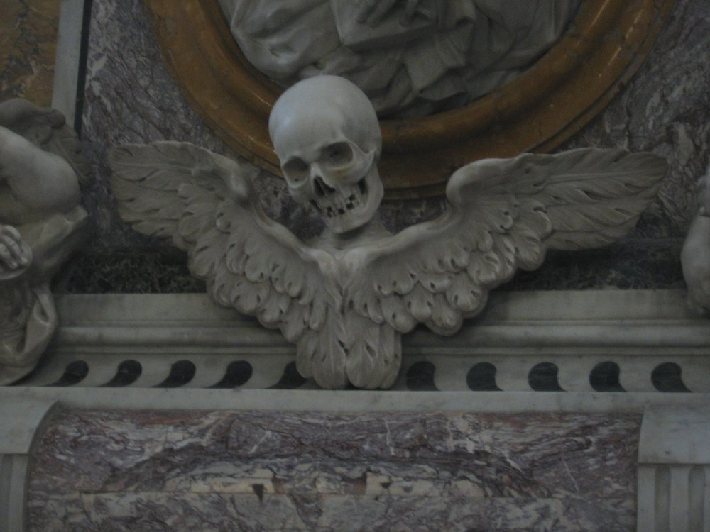 Winged Angel of Death