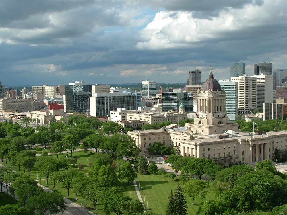 Skyline, Winnipeg MB