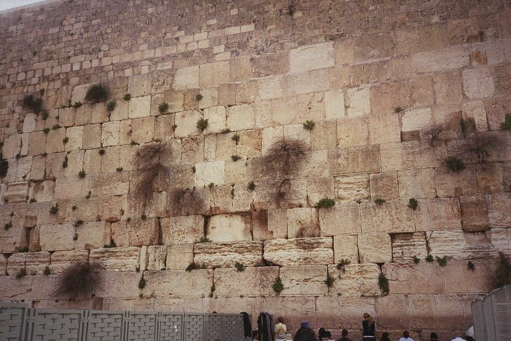 The West Wall, Jerusalem, Israel