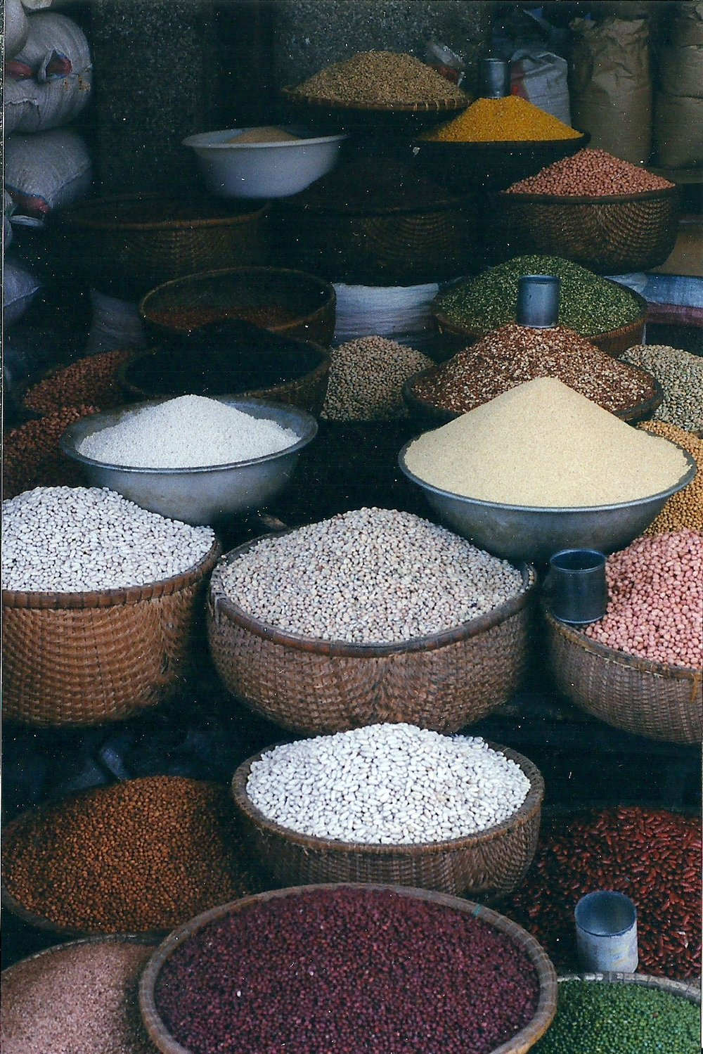 Beans & Pulses in th Market, Viet Nam