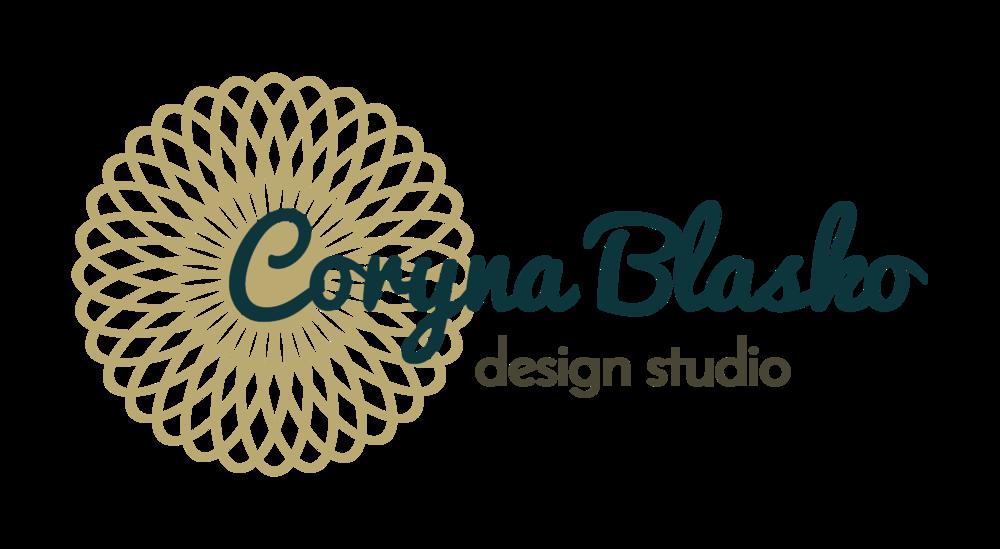 coryna blasko design studio logo