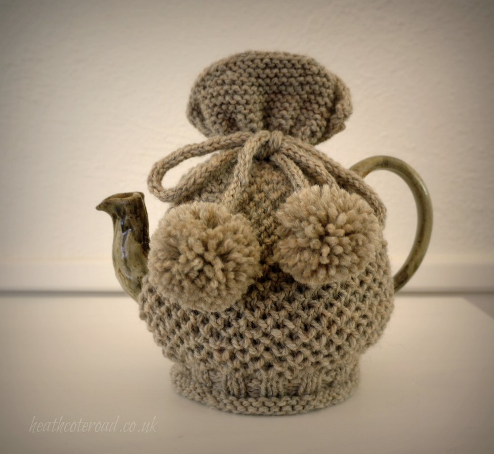 The Good Crieff Tea Cozy, the perfect gift for tea lovers.
