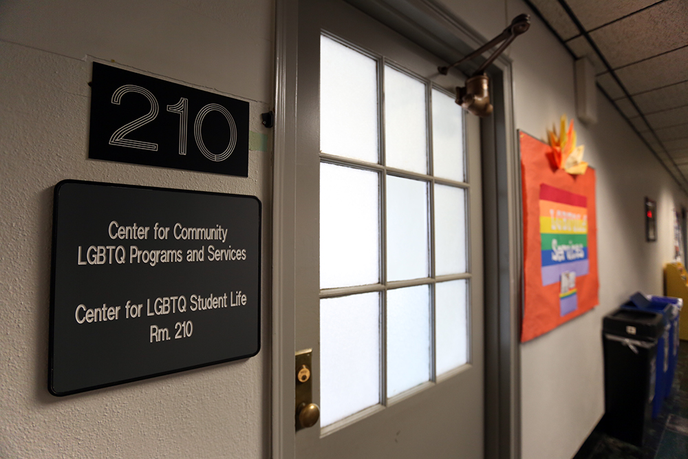 The preferred name policy, instituted in 2016, allows students to have their records match their identity. Now, members of the campus community are considering whether to institute a supplemental preferred pronoun policy. (Annalee Bainnson/Photo Editor)