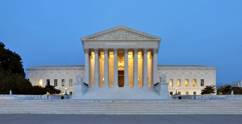 The United States Supreme Court Building (pictured above) in 2011. The court case Masterpiece Cakeshop v. Colorado Civil Rights Commission took place on Tuesday Dec. 5. The outcome of this case will be instrumental in ruling on free speech and LGBTQ+ rights issues that may occur. (Joe Ravi/Creative Commons)