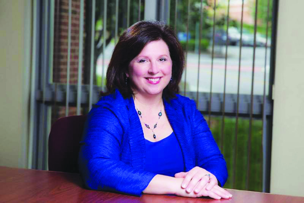 Former Dean of the School of Business Denise Rotondo (pictured above) was fired from her post as dean and received a position as professor of management before the spring 2018 semester began. The lack of explanation from the administration has raised concerns over the reasoning and perceived disorganization of the move. (Courtesy of the Livingston County News)