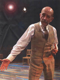Former adjunct lecturer of theater passed away on Thursday Feb. 1 (pictured above). Students and faculty appreciated his caring and considerate nature, as well as the liveliness he brought to the classroom experience. (Courtesy of Department of Theatre and Dance )