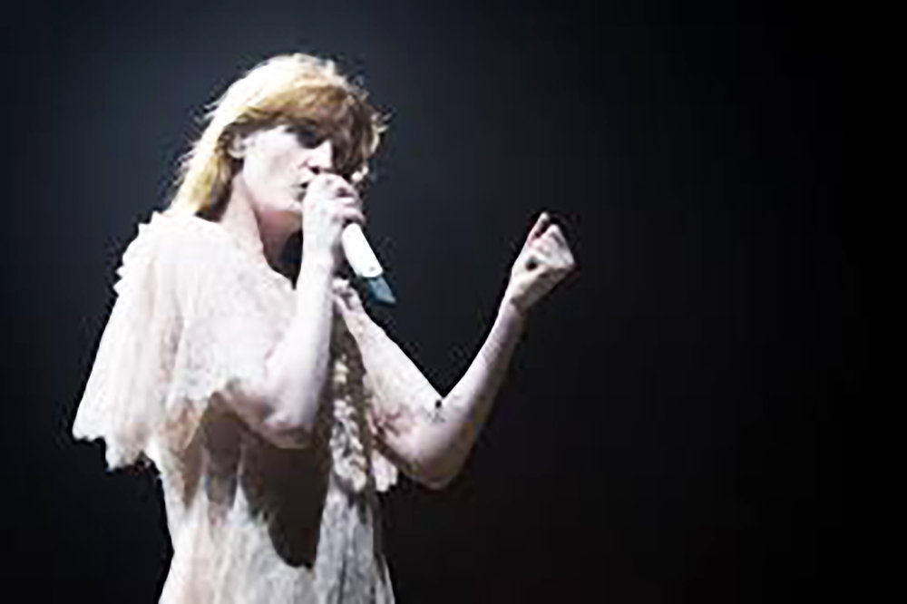 Florence and the Machine put out two new songs recorded during the time of their recent album,  High as Hope.  Florence Welsh (pictured above) is the lead singer of the indie band (courtesy of Creative Commons).