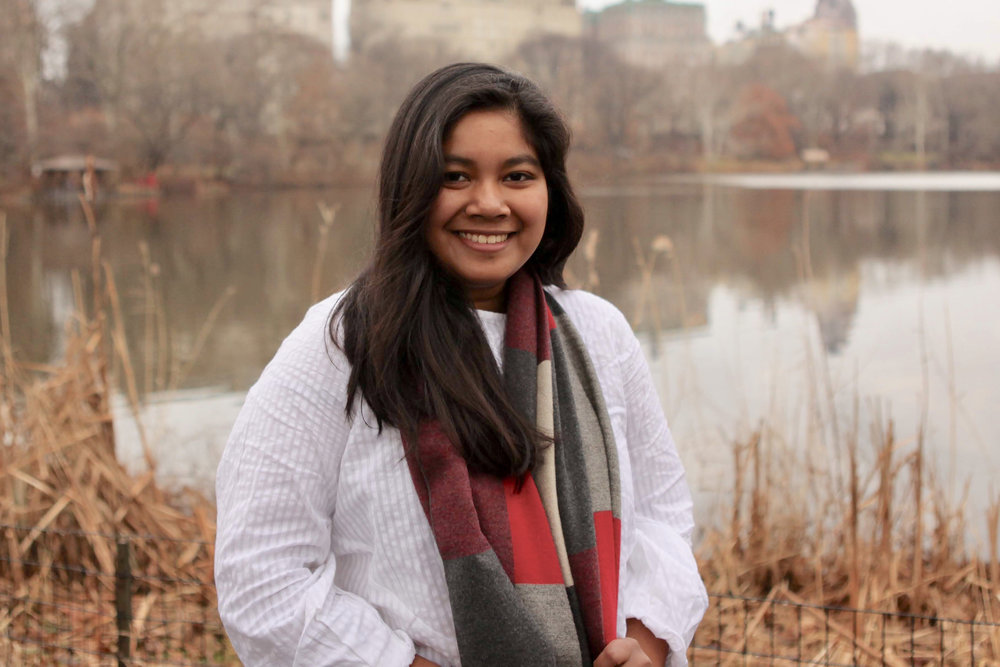 Vietnamese foreign exchange student Udeshi Seneviratne (pictured above) came to Geneseo from Vietnam after graduating from high school and has since fully immersed herself in the Geneseo community. Following graduation, Seneviratne hopes to either enroll in graduate school or go back to her home country to work for a newspaper (Courtesy of Udeshi Seneviratne).