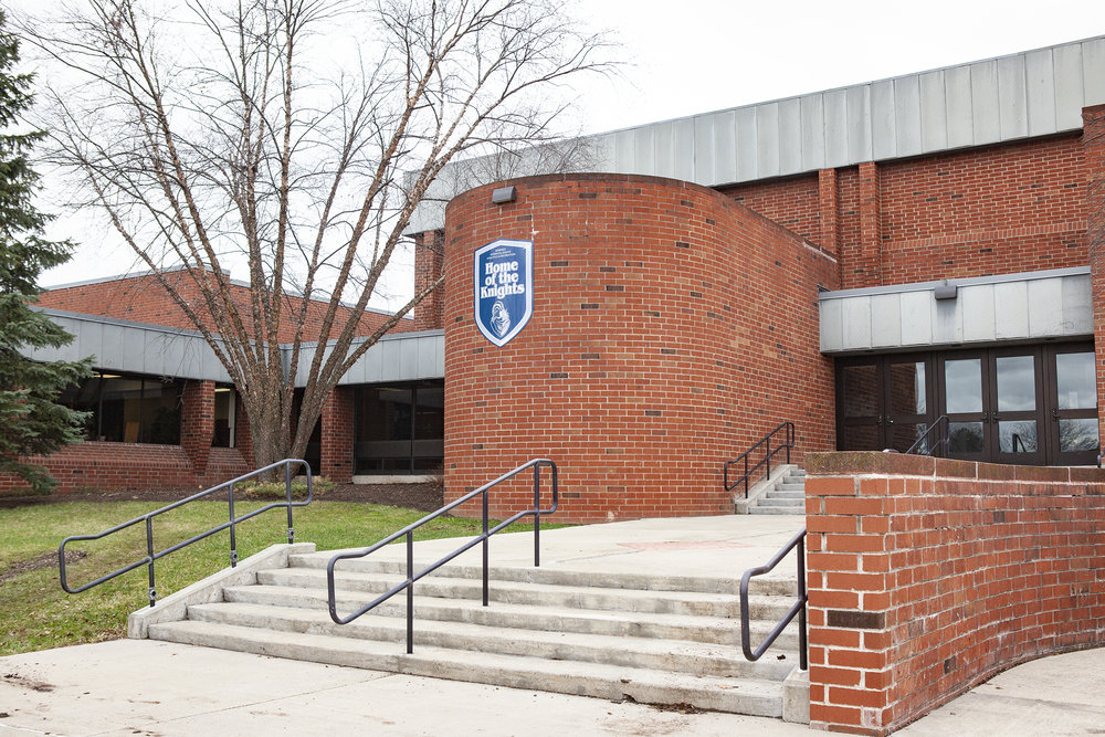 Merritt Athletic Center (pictured above) had no safe drinking water for athletes at the gym over a two week period because of a pike leak. The pipe was scheduled to be replaced in the summer, but the leakage prompted a quicker repair (Udeshi Seneviratne/ photo Editor).