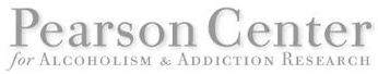Pearson Center for Alcoholism & Addiction Research