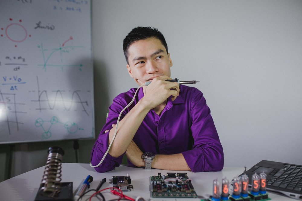 Ricardo Chen Chief Idea Officer (CIO)   Read More