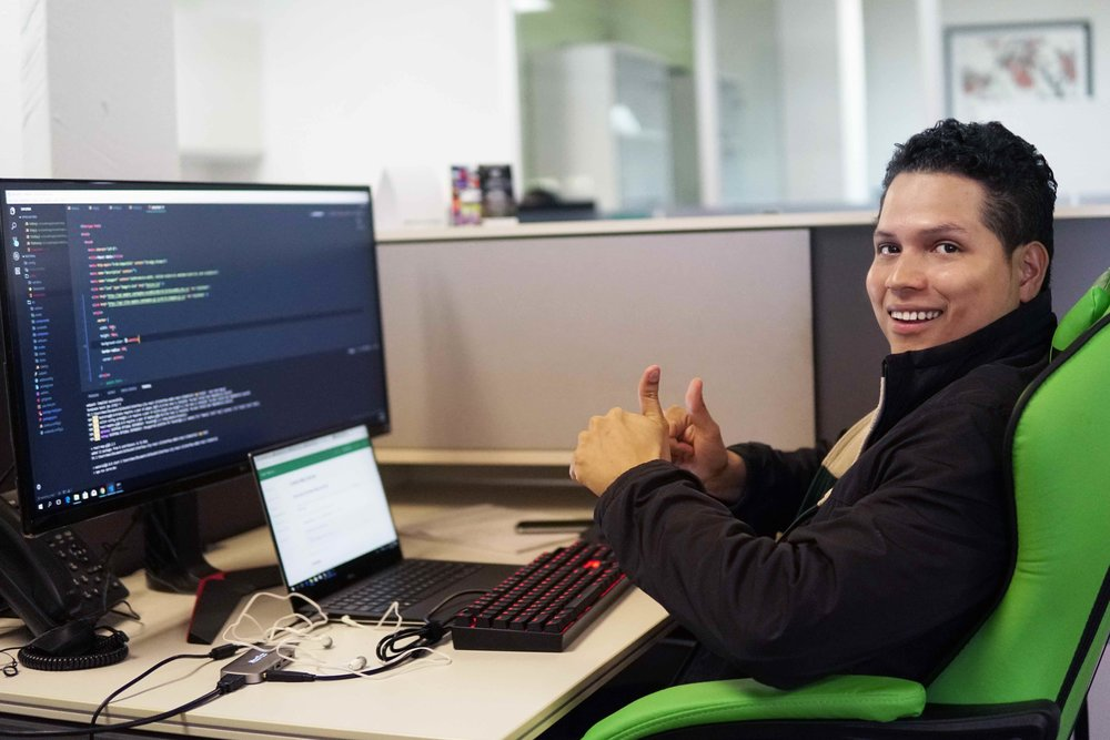 Hans García    Senior Software Engineer   Read More