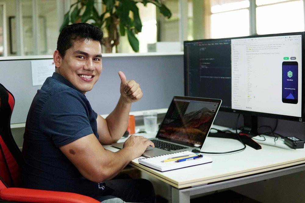 Julio Seña    Senior Software Engineer   Read More