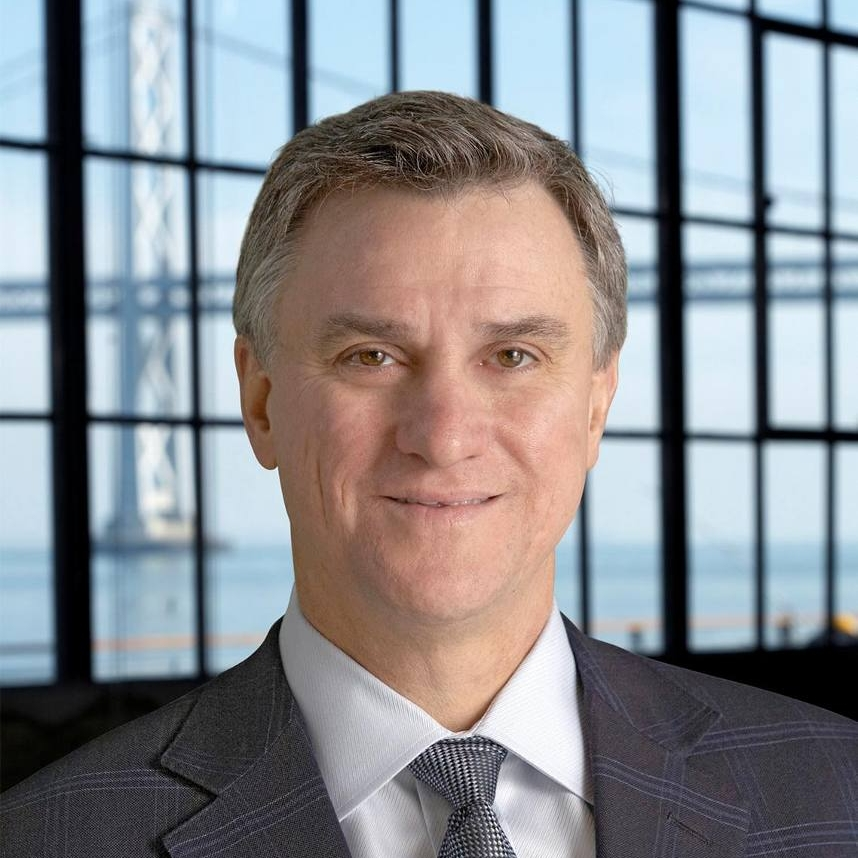 Walt Rakowich, former CEO of Prologis.