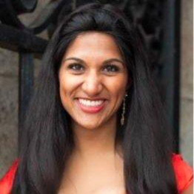 Dr. Nina Vasan   Harvard trained   Specialities include anxiety, depression, substance abuse.