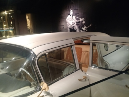 Elvis's car!
