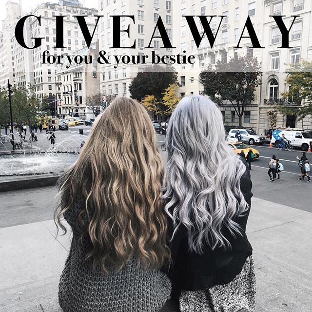 GIVEAWAY:: There's nothing quite like having a bestie that is well... the best...except maybe a shopping spree with that bestie?! So, we are giving away $1,400 in gift cards! It's as easy as: 1. Like this photo 2. Follow @mindymaesmarket 3. Follow @jessakae 4. Follow me, @leopardloafers 5. Follow Jessa, @jessa 6. Tag friends (make sure you AND your friend/s are following all accounts!) Feeling ambitious?! Follow us on Pinterest and Facebook & leave us some love!  Boom. Done. We will pick a winner & her tagged bestie Friday! Each of you will win a $200 gift card to @mindymaesmarket $200 gift card to @jessakae $100 to Target $100 to Nordstrom and $100 to Sephora! Good luck!
