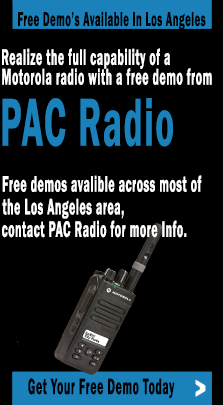 To Get a free demo in LA contact PAC Radio today!