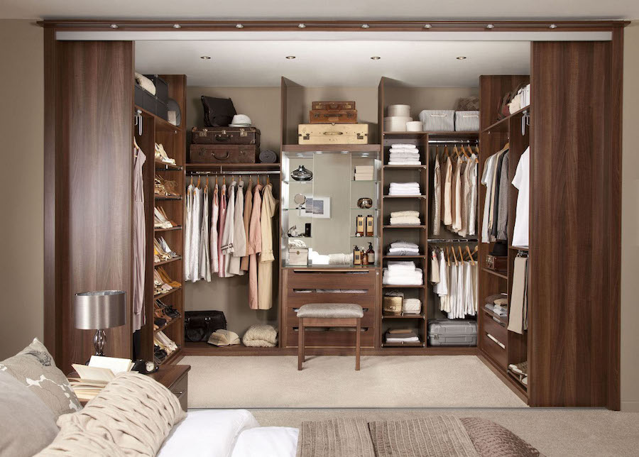 THE CABINET HOUSE — Affordable Elegant Bedroom Wardrobe Storage ...