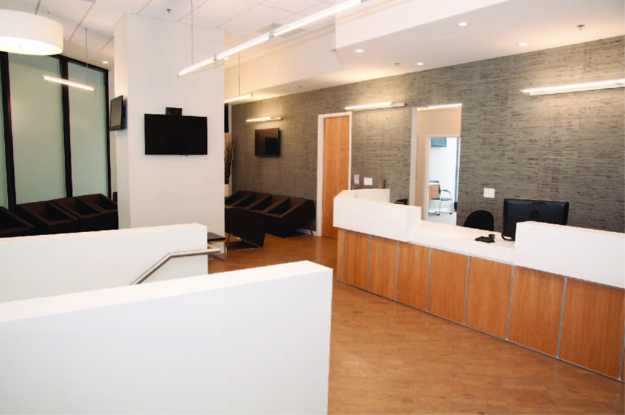 Metro Urgent Care Washington Dc Rosenberg Design