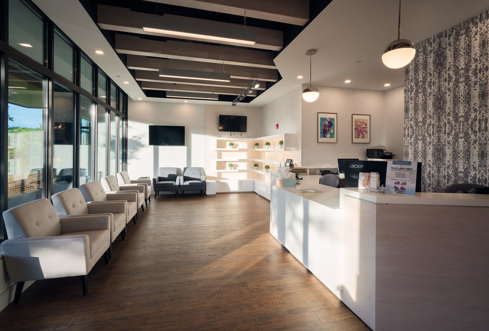 Boutique Commercial Interiors -  for Commercial Offices, Retail and Hospitality