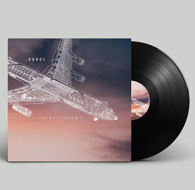 """Cockpit Views"" by @b0nds_ is available for pre order! Snag a vinyl via @dezibellerecords JULY 29th  #EXPANDOREXPIRE"