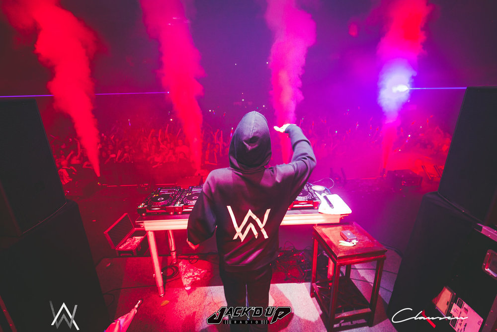 Alan Walker  - october 26th, 2017 - city national civic - san Jose