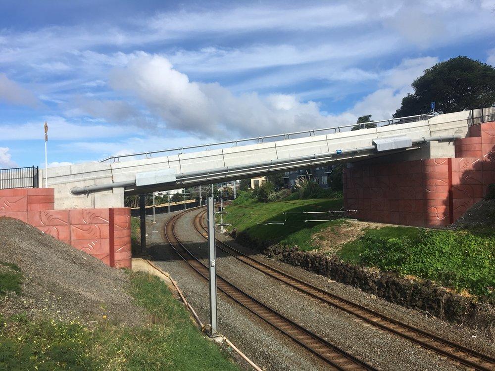 Newmarket Rail Crossing