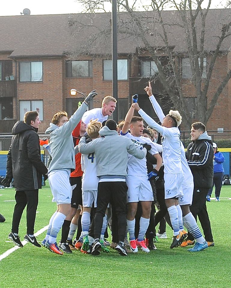 photo courtesy NPU Men's Soccer