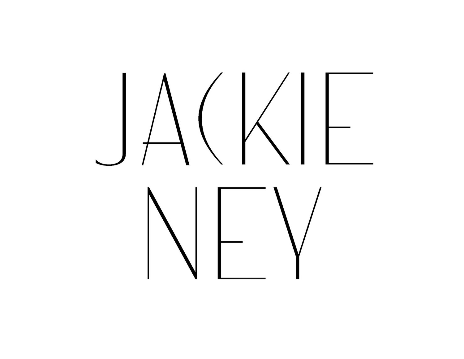 Jackie Ney  l  Visual Content Director