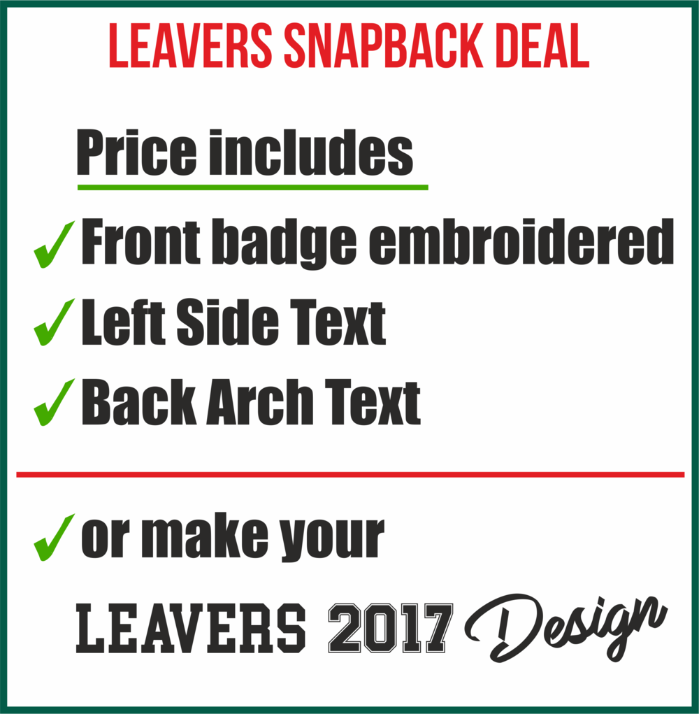 Leavers Snapbacks by UR-iD London.png