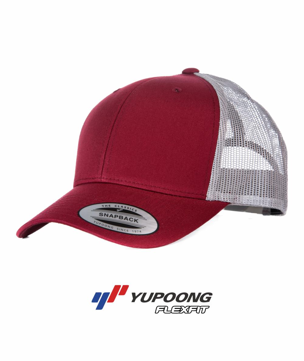56780d1a6e1 Yupoong Retro Trucker Cap — Stitch to Stitch