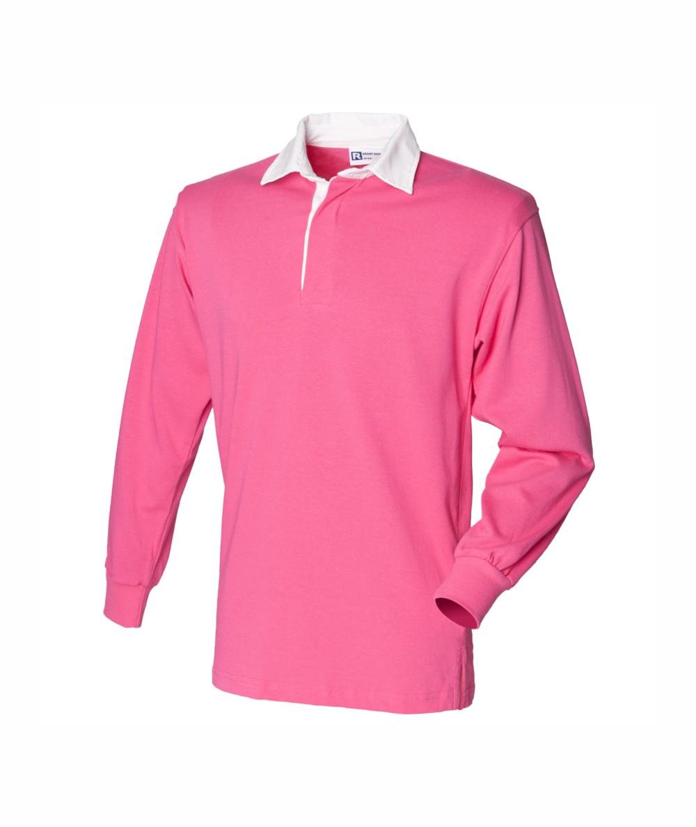 2c8b6e2180ec71 Kids Long Sleeve Rugby Shirt — Stitch to Stitch - Same Day ...