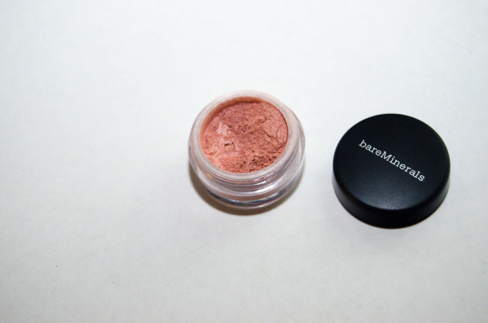 """bareMinerals Eyecolor in the shade """"blush"""""""