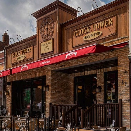 CLOCKTOWER Brew pub   89 Clarence Street   clocktower.ca