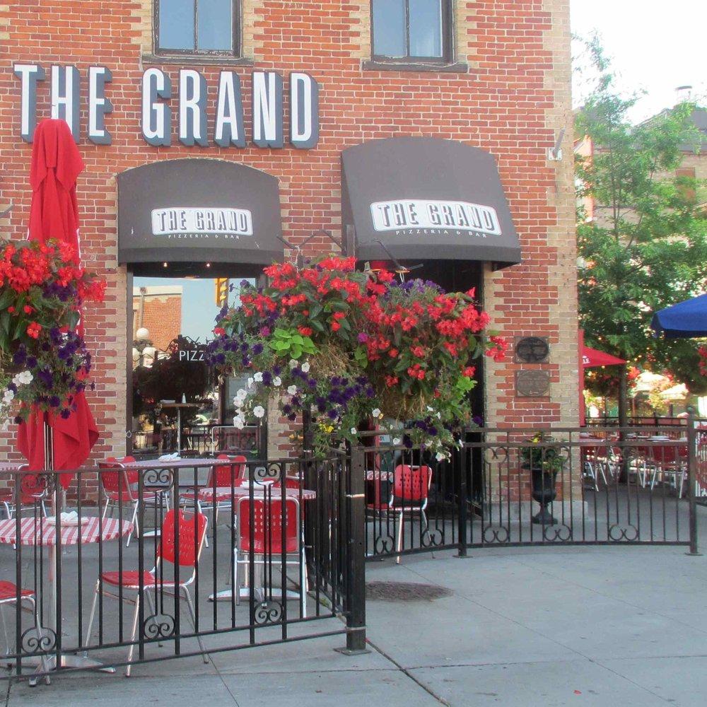 THE GRAND PIZZERIA   74 George Street   thegrandpizzeria.com