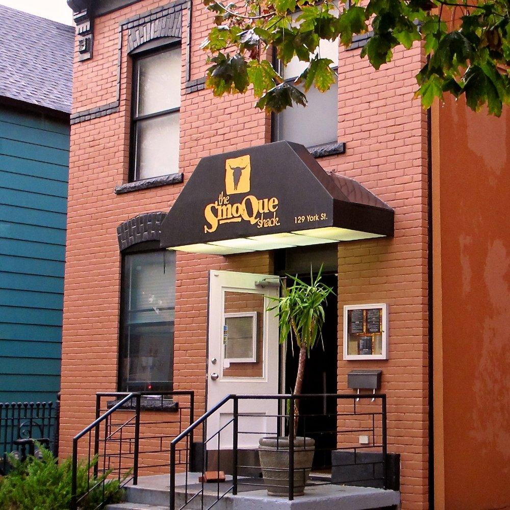 SMOQUE SHACK   129 York Street   smoqueshack.com