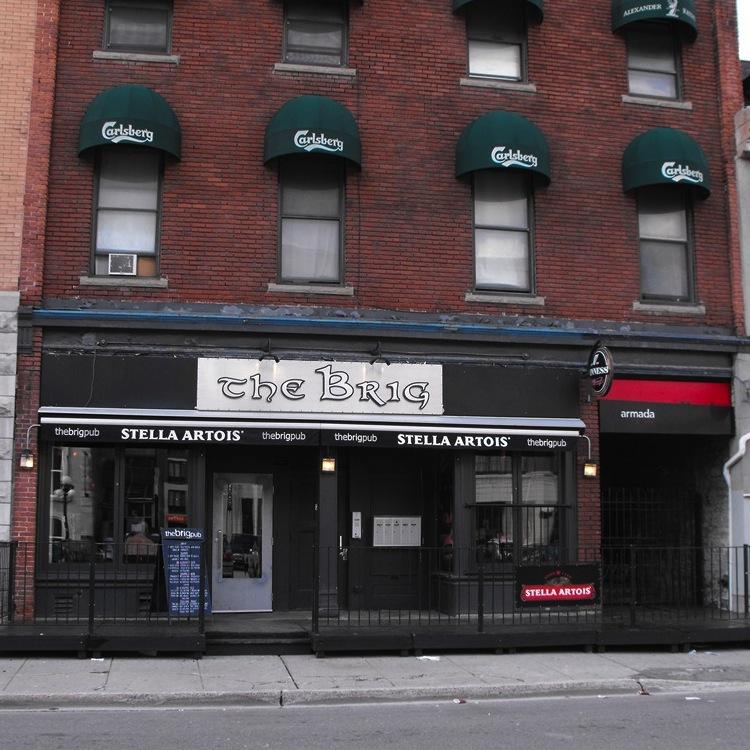 The Brig Pub 23 York Street thebrigpub.com