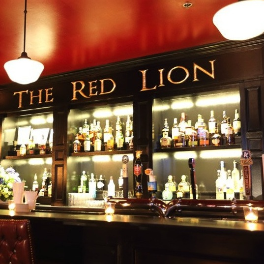 Red Lion pub   47 Clarence Street   theredliongroup.com