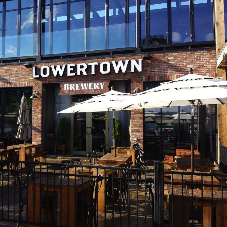 lowertown   73 York Street   lowertownbrewery.ca